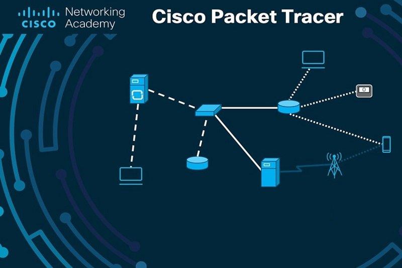 چگونه در شبیهساز Packet Tracer دو روتر را به یکدیگر متصل کنیم؟