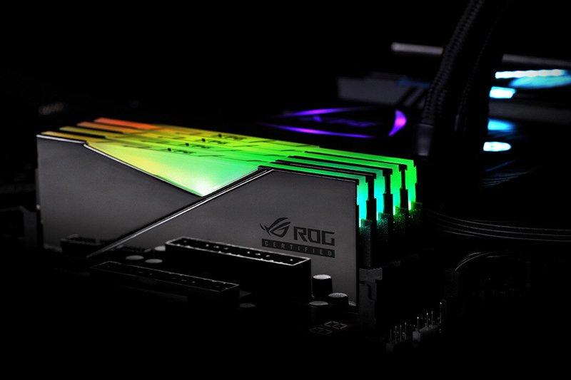 شرکت XPG حافظه جدید DDR4 مدل SPECTRIX D50 سری ROG Certified را معرفی کرد