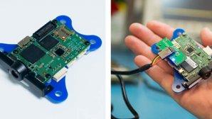 کمک تلفنهای همراه به روباتهای پرنده