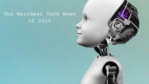 ده فناوری عجیب و حیرتانگیز 2015