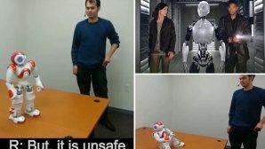 روزی که روباتها به انسان «نه» بگویند