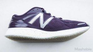 آینده کفشهای کتانی در دستان چاپ سه بعدی است