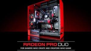 AMD اولین کارت گرافیک واقعیت مجازی دنیا را معرفی کرد + گالری عکس