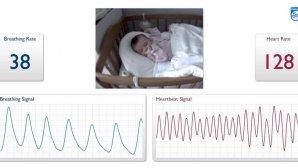 دوربين جدید فیلیپس عوامل حیاتی سلامت کودک را از راه دور میپاید!