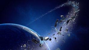 ویدیو: انباشت ۶۰ ساله زبالههای فضایی در اطراف کره زمین