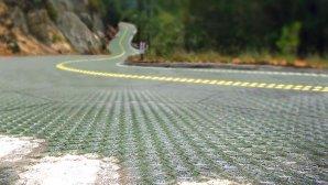 کفپوشهای خورشیدی خیابانها را فرش میکنند
