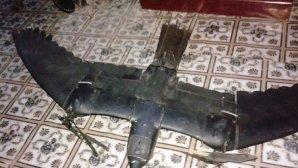 سقوط دِرون پرندهنما در سومالی