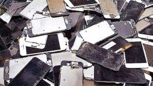 بازیافت زبالههای الکترونیکی