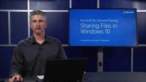 آموزش اشتراکگذاری سریع فایلها در ویندوز ۱۰