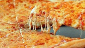 غذا حاضر است؛ بفرمایید پیتزای سهبعدی میل کنید!