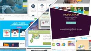 ۱۰ سایت رایگان آموزش کدنویسی و برنامهنویسی کودکان