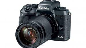 دوربین بدون آینه M5 کانن معرفی شد + گالری عکس