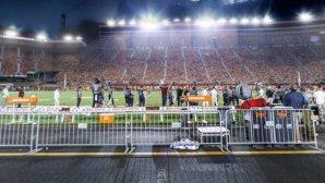 یک تصویر پانورامای گیگاپیکسلی حیرتآور از ورزشگاه ورزشی بریستول