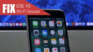 راهنمای رفع عیب وایفای در iOS 10