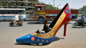 گالری عکس: عجیبترین وسایل حمل و نقلی که در جهان استفاده میشوند!