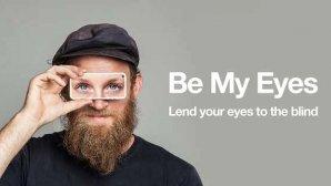 با این اپلیکیشن قدرت بینایی خود را به دیگران قرض بدهید + لینک دانلود