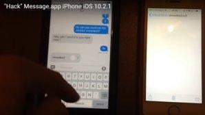یک پیام کوتاه میتواند پیامرسانهای آیفون را نابود کند