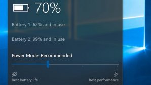 کاربران ویندوز ۱۰ میتوانند با یک ابزار جدید عمر باتری لپتاپ را افزایش دهند
