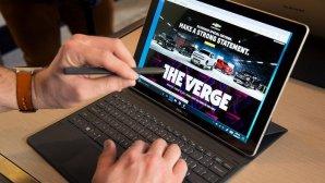 کنگره جهانی موبایل: رونمایی سامسونگ از 3 تبلت و نسخه جدید گیر ویآر