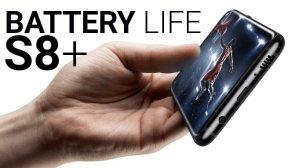 باتری گلکسی اس 8 پلاس از آیفون 7 پلاس ضعیفتر است!