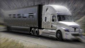 امسال کامیون برقی تسلا رونمایی میشود