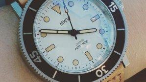 ساعت مچی خودکار، شیک و ارزان با طراحی کلاسیک