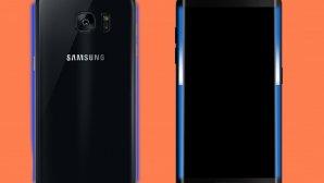 ترفند galaxy s8: روشن شدن لبههای گوشی در ازای دریافت نوتیفیکیشن