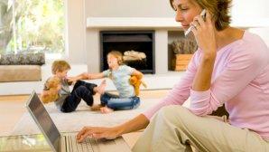چرا اکثر مادران میتوانند کارآفرین باشند