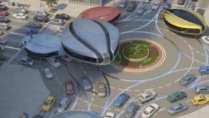 تماشا کنید: روش بسیار جالب اتوبوسهای آینده برای فرار از ترافیک