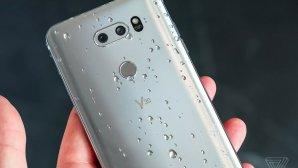 الجی از گوشی هوشمند جدید V30 رونمایی کرد