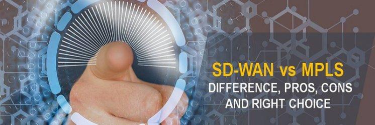 MPLS چیست و چرا با SD-WAN  مقایسه میشود؟