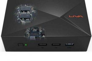 LIVA X کامپیوتری به اندازه قوطی نوشابه