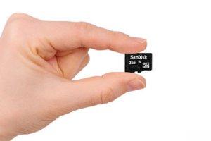 microSD فراموش نخواهد شد