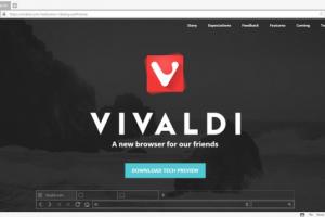 Vivaldi؛ مرورگری برای همه