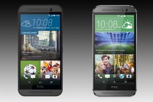 مقایسه HTC One M9 و HTC One M8