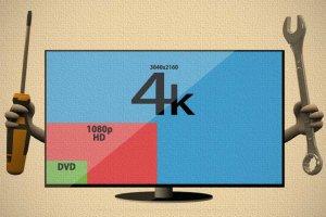 هر آنچه باید در مورد نمایشگرهای 4K (یا UltraHD) بدانید
