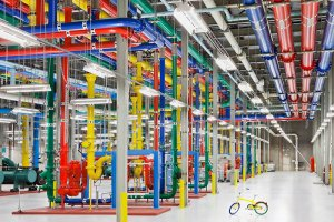 درون مغز گوگل را ببینید