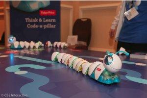 CES 2016: کِرم روباتی که به کودکان سه ساله کدنویسی آموزش میدهد