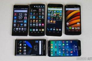 در سال 2016 منتظر دیدن این ۶ گوشی موبایل اندرویدی باشید