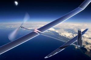 رویاپردازی جدید گوگل: اینترنت 5G با دِرونهای خورشیدی