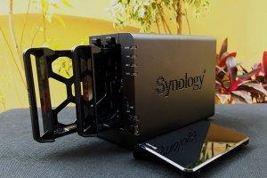 +Synology DS216؛ ذخیرهسازی ارزانقیمت برای کف بازار