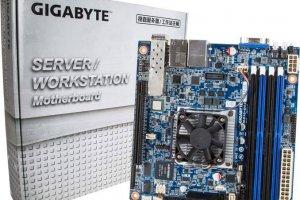 مادربوردهای سرور جدید گیگابایت روی پلتفرم Xeon D