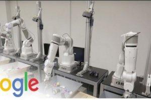 گوگل روباتها را برای مرتبسازی انبارهای شلوغ آموزش میدهد
