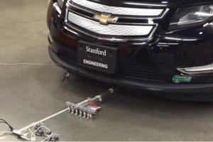 ریز روباتهایی که چند برابر توان خود را حمل میکنند