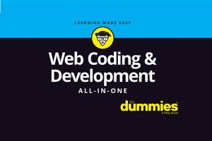 نام کتاب: کدنویسی و توسعه وب ویژه افراد تازهکار