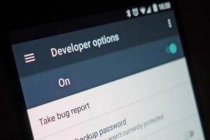 چگونه در اندروید به Developer Options دسترسی پیدا کنیم