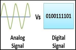 سیگنال چیست و سیگنال آنالوگ با سیگنال دیجیتال چه تفاوتی دارد؟