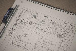 آموزش گام به گام طراحی وایرفریمها  برای ساخت نرمافزارهایی همطراز با نمونههای جهانی (بخش پایانی)؟