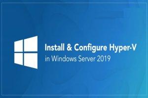 Hyper-V در ویندوز سرور 2019 چیست و چرا مهم است؟