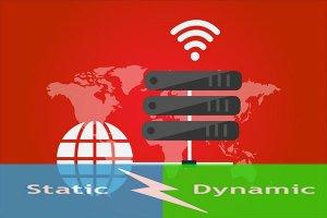 تفاوت آدرس آیپی ثابت (استاتیک) با آدرس آیپی متغیر (داینامیک)
